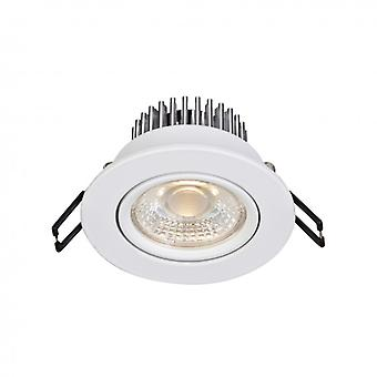 Hera Downlight Single Spot Branco