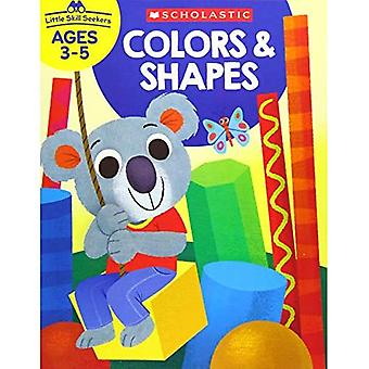 Little Skill Seekers: Colors & Shapes (Little Skill Seekers)