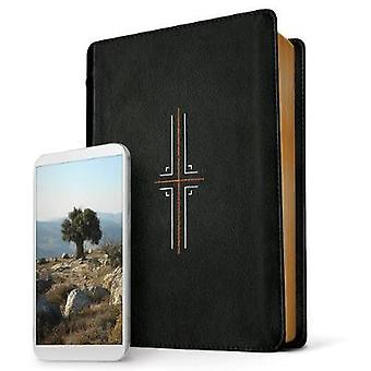NLT Filament Bible - Midnight Blue by Tyndale - 9781496433176 Book