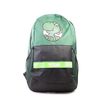 Official Nintendo Super Mario Yoshi Taped Backpack