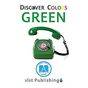 Green by Xist Publishing - 9781532409592 Book