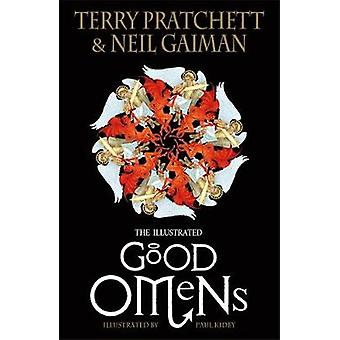 The Illustrated Good Omens by Terry Pratchett - 9781473227835 Book