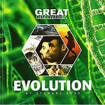 Evolution by Stewart Ross - 9781783881499 Book