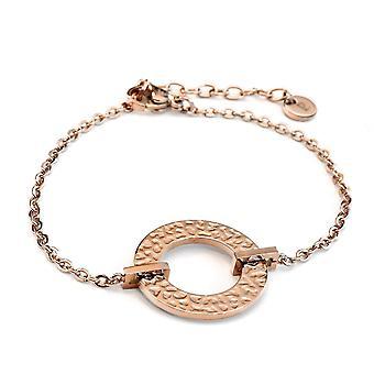 Bracelet Femme CAPRICE Acier 316L Dor�-rose