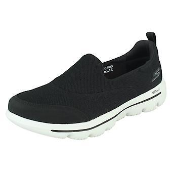 Dames Skechers Go Walk Evolution Ultra Casual Slip On Shoes 15730 Reach