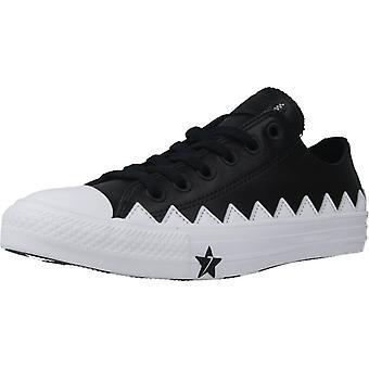 Converse Sport / Boi Cor Preto Ctas Sapatos