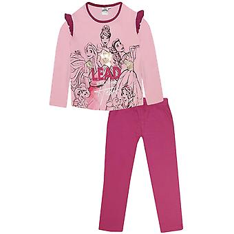 Disney princess girls pyjama set pri2177pyj