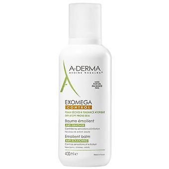 A-derma Exomega Control Lichaamsbalsem 400 ml