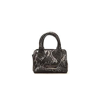 Women's Pompei Donatella Grey Handbag