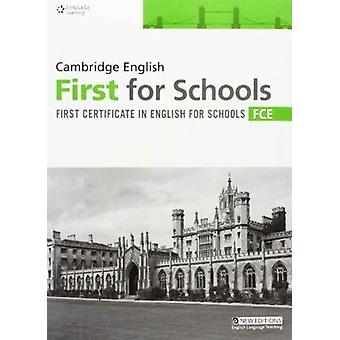 Practice Tests for Cambridge FCE for Schools Teachers Book by Cengage ELT