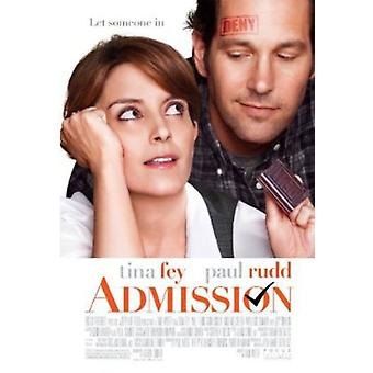 Admission [DVD] USA import
