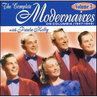 Modernaires - Modernaires: Vol. 3-Complete [CD] USA import