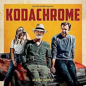 Agatha Kaspar - Kodachrome / O.S.T. [CD] Usa import
