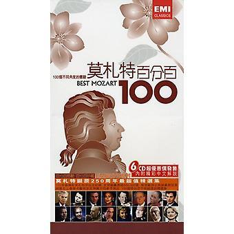 W.a. Mozart - 100 Best Mozart [CD] USA import