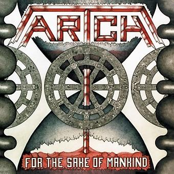 Artch - For the Sake of Mankind [CD] USA import