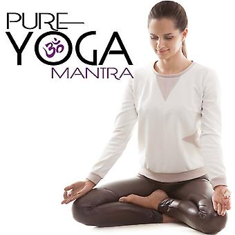 Water Music Records - Pure Yoga Mantra [CD] USA import