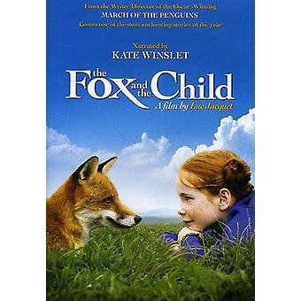 The Fox and the Child [DVD] USA import
