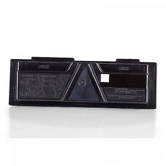 RudyTwos korvaa Kyocera TK-1140 värikasetti musta yhteensopiva FS-1035MFP, FS-1135MFP ECOSYS M2035dn, M2535dn