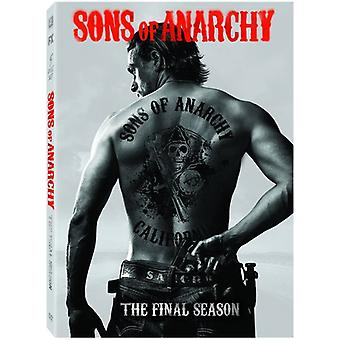 Sons of Anarchy: Season 7 [DVD] USA Import