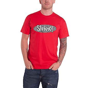 Slipknot T Shirt 20e anniversaire Dont Ever Judge Me nouveau officiel Mens Red
