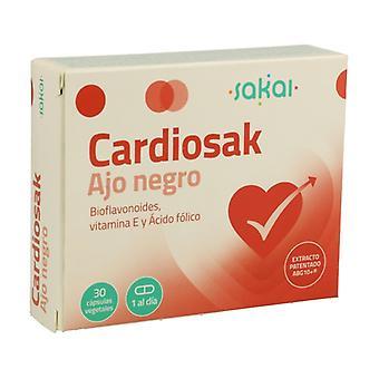 Cardiosak Black garlic 30 capsules