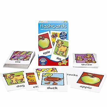 Boomgaard speelgoed Flashcards