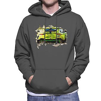 Motorsport Images Aston Martin Vantage AMR Lynn Adams Men's Hooded Sweatshirt