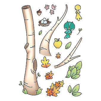 LDRS Creative Build-a-Tree Clear Stamps