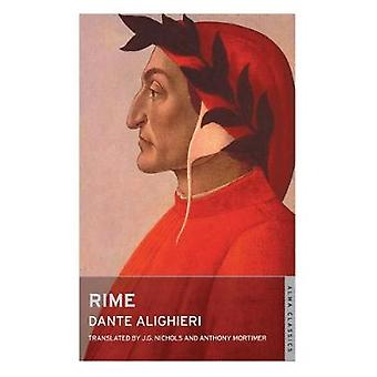 Rime Dual Language and New Verse Translation by Alighieri & Dante