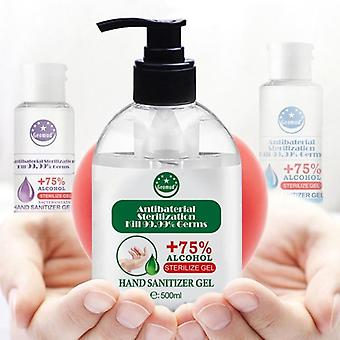 Portable Antibacterial Hand Sanitizer - Disinfectant, Gel Disposable No Wash