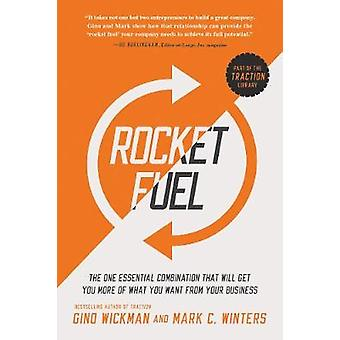 Rocket Fuel by Wickman & GinoWinters & Mark C.