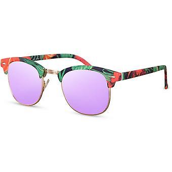 النظارات الشمسية الرجال المسافرين الرجال هاواي الأخضر / الأرجواني (CWI1850)