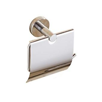 Stainless Steel Wall Mounted Bathroom Toilet Roll Holder
