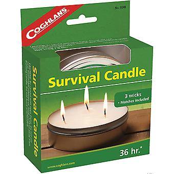 Coghlan's 36 Hour 3 Wick Survival Candle