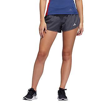 adidas Run It 3 Stripes 3 Inch Women's Shorts - AW20
