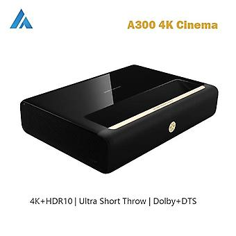 4k Projector Ultra Short Range -laser Projector Tv For Home Theater Support 3d