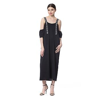 Silvian Heach Black Dress SI996424-XS