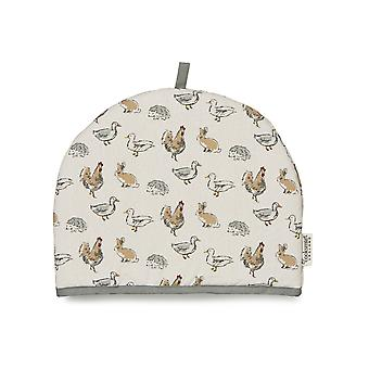 Cooksmart Country Animals Tea Cosy