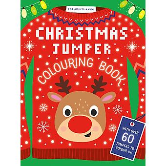 The Christmas Jumper Colouring Book by Scholastic