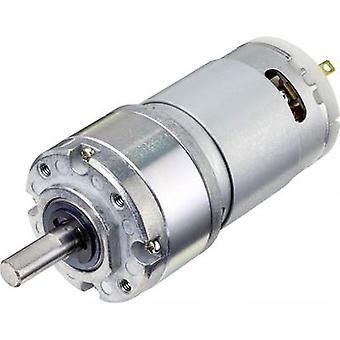 Gear motor 12 V Modelcraft IG320005-3AC21R 5:1
