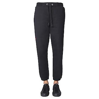 Mcq By Alexander Mcqueen 525896rnt171000 Men's Black Cotton Joggers