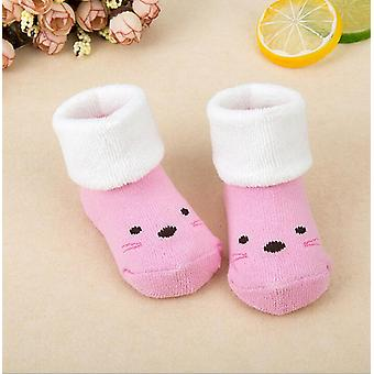 Newborn Cotton Winter Autumn Baby Girls Boys Kids Socks