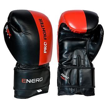 Boxing gloves 10oz - Black/Red - Box gloves