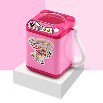 Mini Washing Machine Toy- Electric's Pretend Toy, Play House Toy Birthday