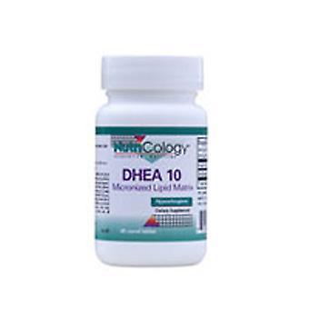 Nutricologie/ Allergie Onderzoeksgroep DHEA, 10 mg, 60 Tabbladen