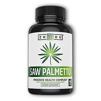 Zhou Nutrition Saw Palmetto, 100 Caps