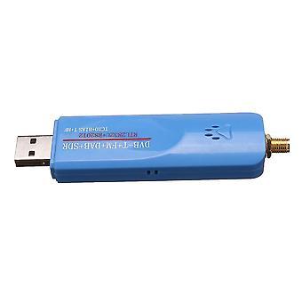 USB 2.0 R820T2 Digital DVB-T SDR DAB FM HDTV TV Tuner Signal Empfänger Antenne