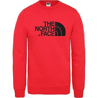 The North Face Drew Peak Crew T92ZWR682 universal all year hommes sweat-shirts