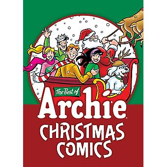 Best Of Archie Christmas Comicsthe by Archie Superstars