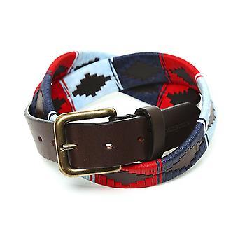 Pampeano Leather Ceibo Polo Belt